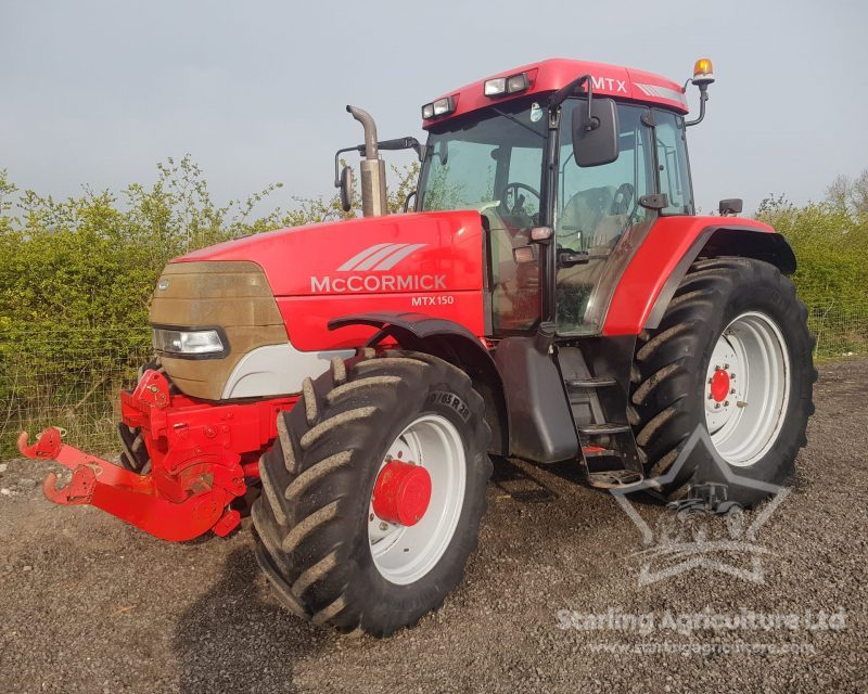 McCormick MTX150 Tractor For Sale