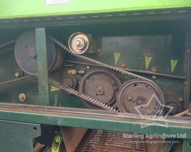 Netagco 5154S Destoner