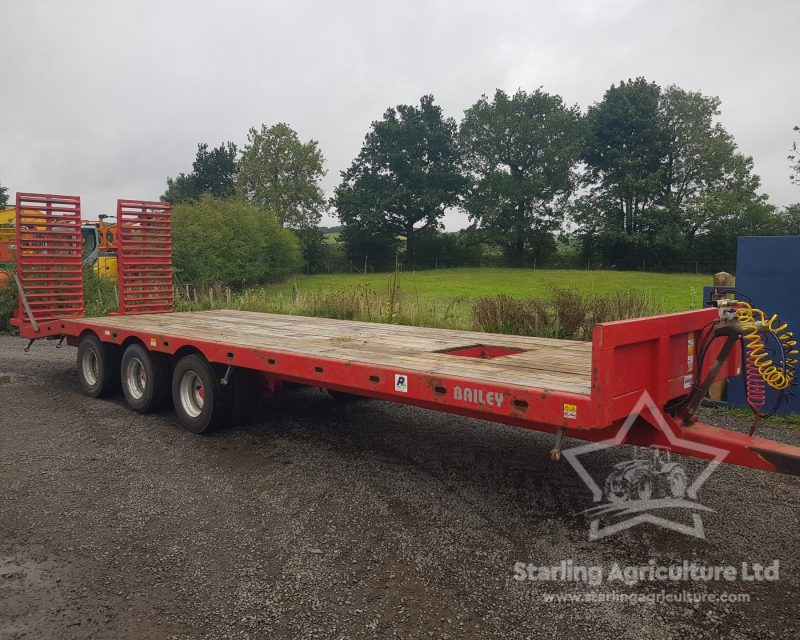 Bailey 30ft Low Loader