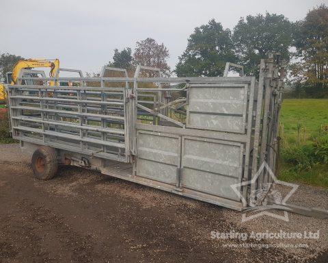 Tony Binns Mobile Cattle Handler