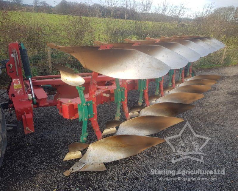Kverneland LO85 7F Plough