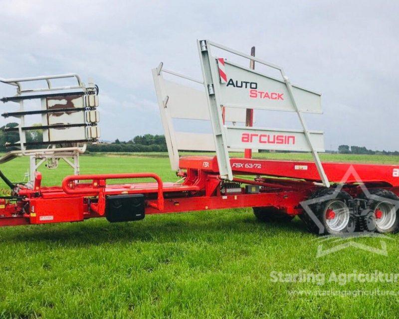 Arcusin FSX 63-72 Bale Chaser