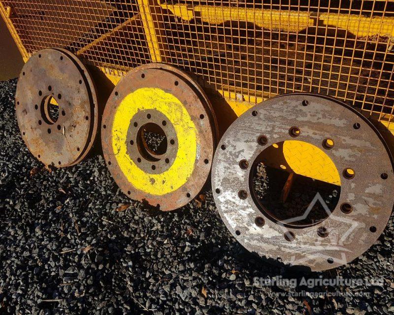 Terra Tyre Adaptor Plates