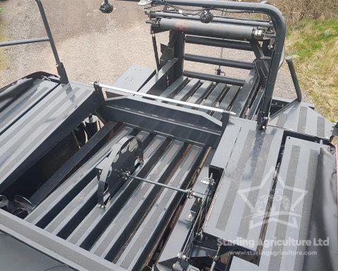 Case IH 424 R XL Baler